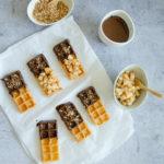 Gaufres Chocolat & Poire