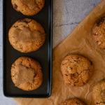 Cookies pécan et praliné
