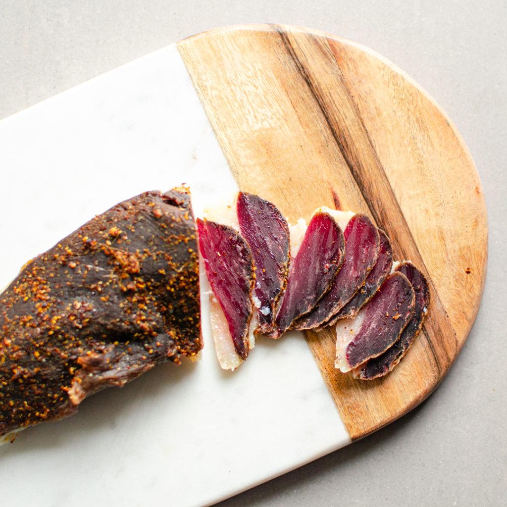 Magret de canard piment espelette